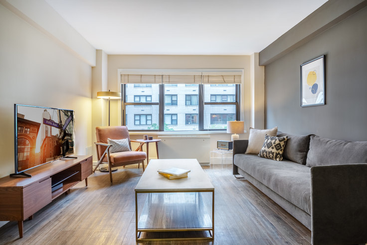 1 bedroom furnished apartment in Renoir House, 225 E 63rd St 338, Upper East Side, New York, photo 1
