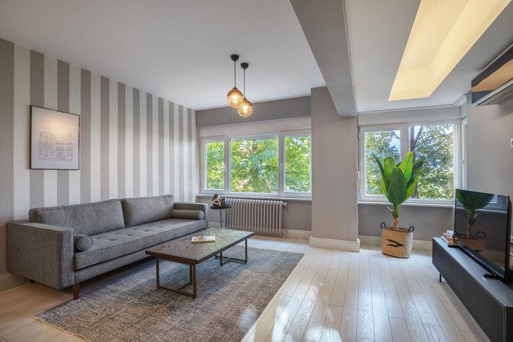2 bedroom furnished apartment in Evim - 358 358, Etiler, Istanbul, photo 1