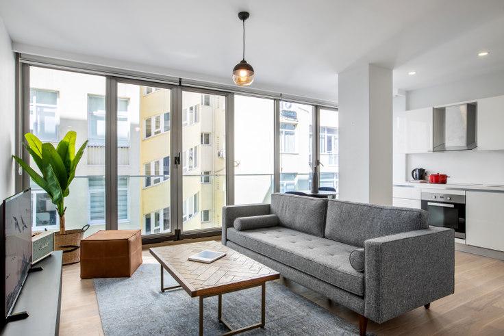 1 bedroom furnished apartment in Gayrettepe 53 - 359 359, Gayrettepe, Istanbul, photo 1