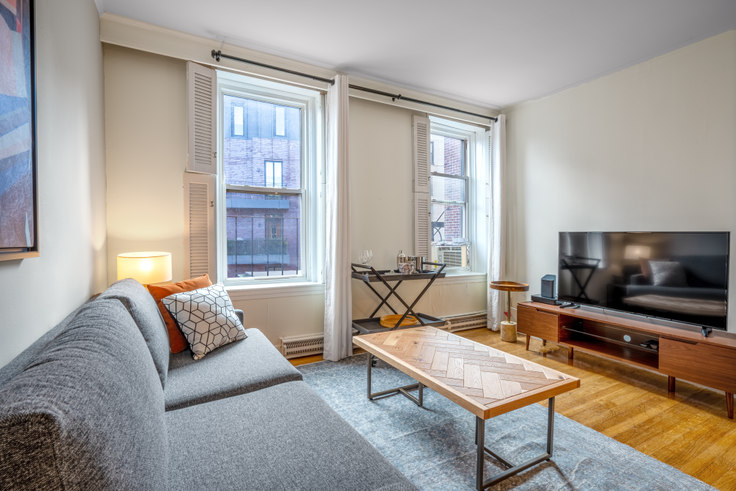 1 bedroom furnished apartment in 529 Beacon St 155, Back Bay, Boston, photo 1