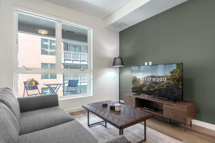 1 bedroom furnished apartment in Next on Lex, 401 N Orange St 162, Glendale, Los Angeles, photo 1