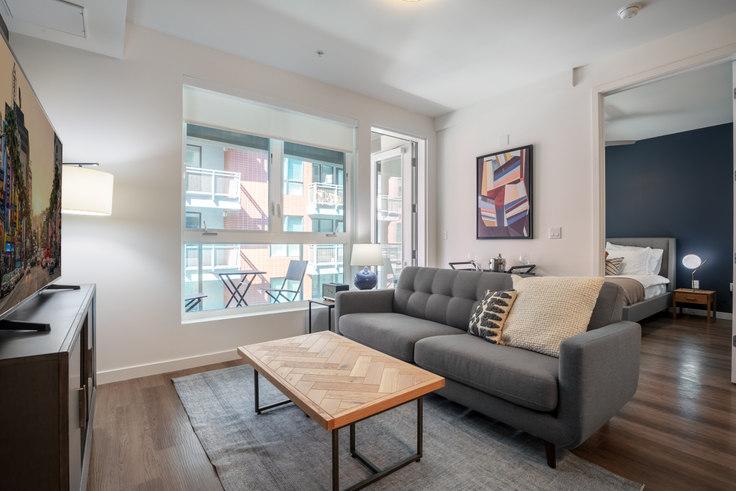 1 bedroom furnished apartment in Next on Lex, 401 N Orange St 163, Glendale, Los Angeles, photo 1