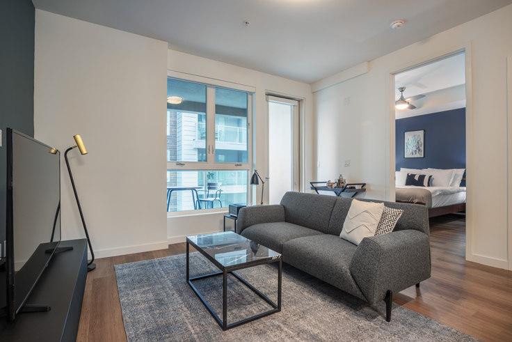 1 bedroom furnished apartment in Next on Lex, 401 N Orange St 164, Glendale, Los Angeles, photo 1