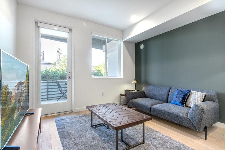 1 bedroom furnished apartment in Eastway, 8820 Sepulveda Eastway 168, Westchester, Los Angeles, photo 1