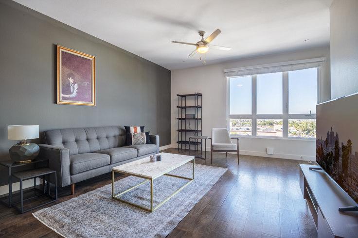 1 bedroom furnished apartment in Cobalt, 10601 Washington Blvd 172, Culver City, Los Angeles, photo 1