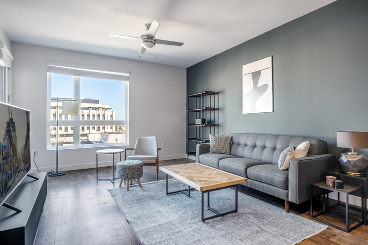1 bedroom furnished apartment in Cobalt, 10601 Washington Blvd 173, Culver City, Los Angeles, photo 1