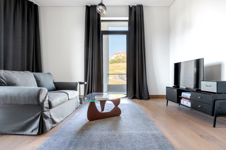3 bedroom furnished apartment in Nurol Life - 363 363, Huzur, Istanbul, photo 1