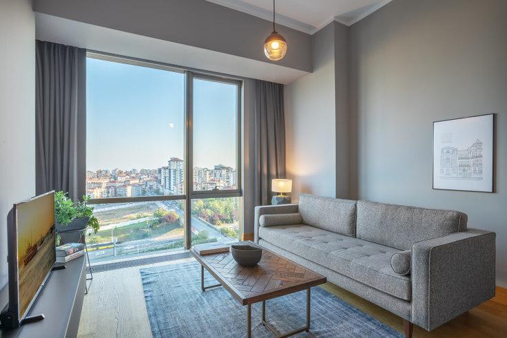 1 bedroom furnished apartment in Suryapı Exen - 365 365, Ümraniye, Istanbul, photo 1