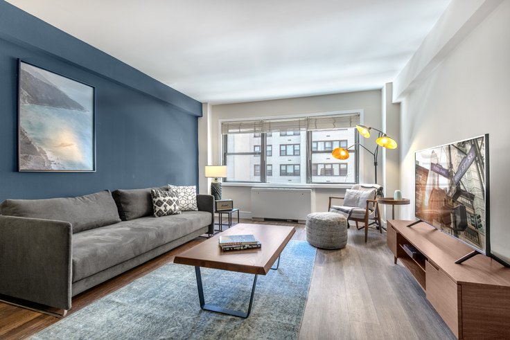 1 bedroom furnished apartment in Renoir House, 225 E 63rd St 345, Upper East Side, New York, photo 1