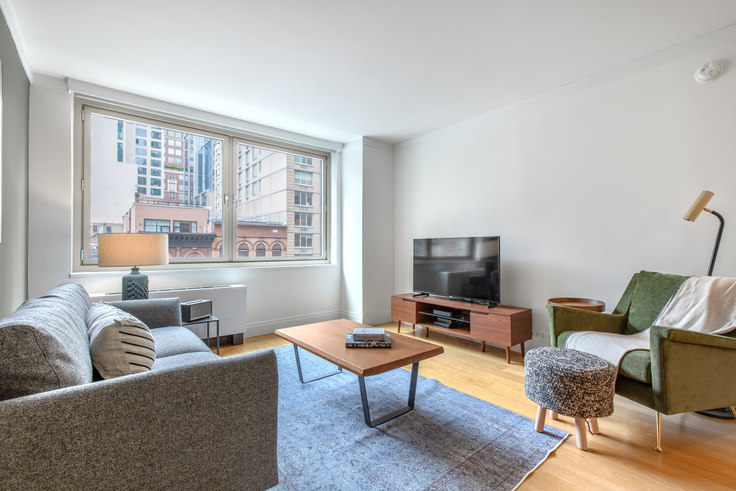 1 bedroom furnished apartment in The Colorado, 201 East 86th St 351, Upper East Side, New York, photo 1
