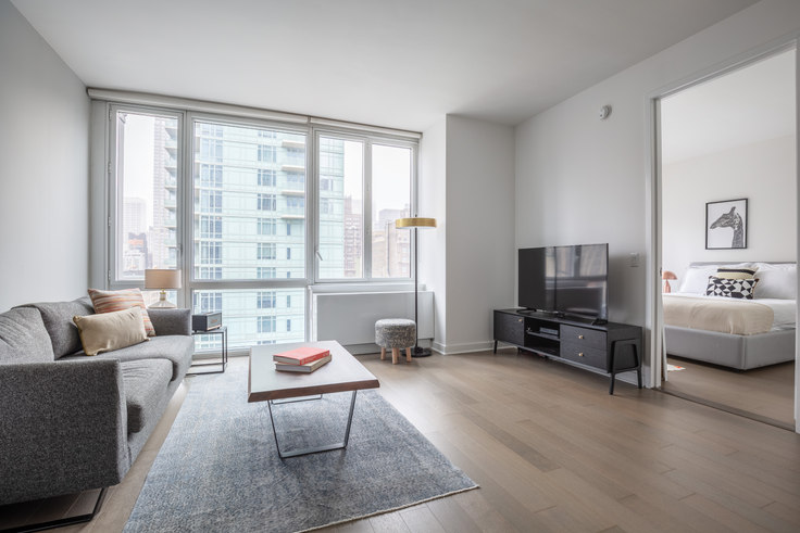 1 bedroom furnished apartment in The Dylan, 309 5th Ave 354, Midtown South, New York, photo 1