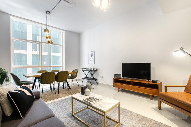1 bedroom furnished apartment in Duja Apartment XXVII 502, Duja Tower, Dubai, photo 1