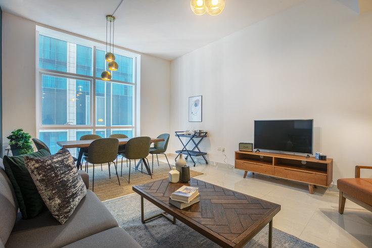 1 bedroom furnished apartment in Duja Apartment XXVIII 503, Duja Tower, Dubai, photo 1