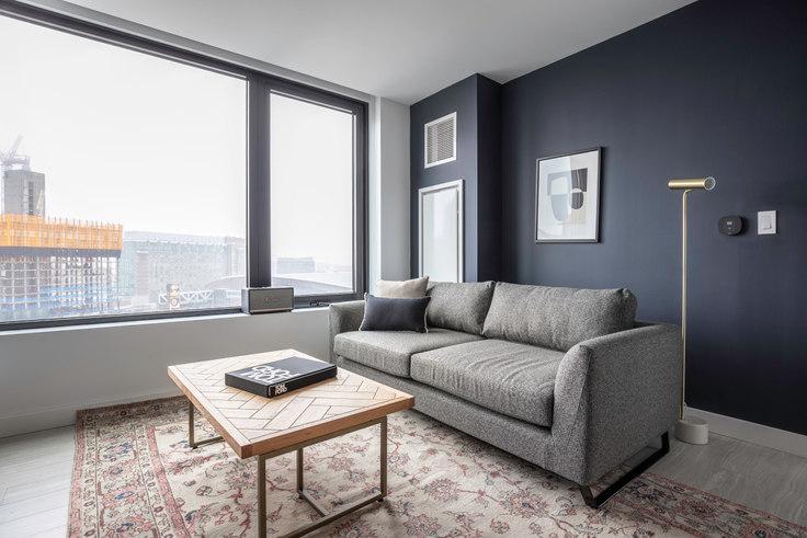 1 bedroom furnished apartment in NEMA, 399 Congress St 168, Seaport, Boston, photo 1