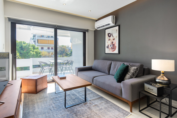 2 bedroom furnished apartment in Vasileos Pavlou VI 762, Voula, Athens, photo 1