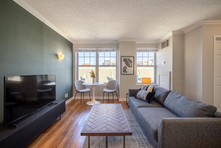 1 bedroom furnished apartment in Latrobe, 1325 15th Street NW 124, Logan Circle, Washington D.C., photo 1