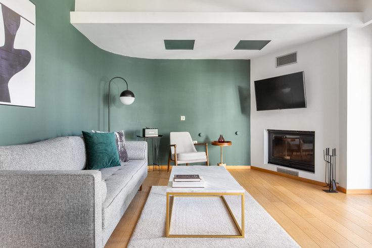 2 bedroom furnished apartment in Aristoteli Valaoritou ΙΙ 766, Chalandri, Athens, photo 1