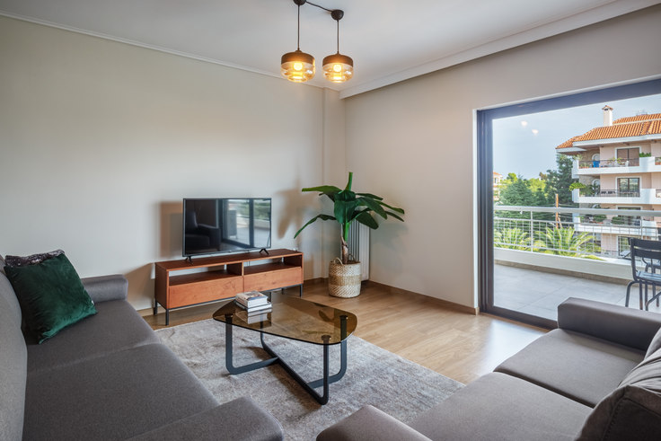 3 bedroom furnished apartment in Sokratous II 771, Voula, Athens, photo 1