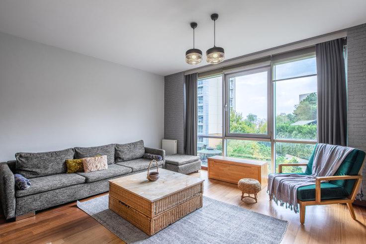 2 bedroom furnished apartment in Dorapark - 405 405, Ümraniye, Istanbul, photo 1