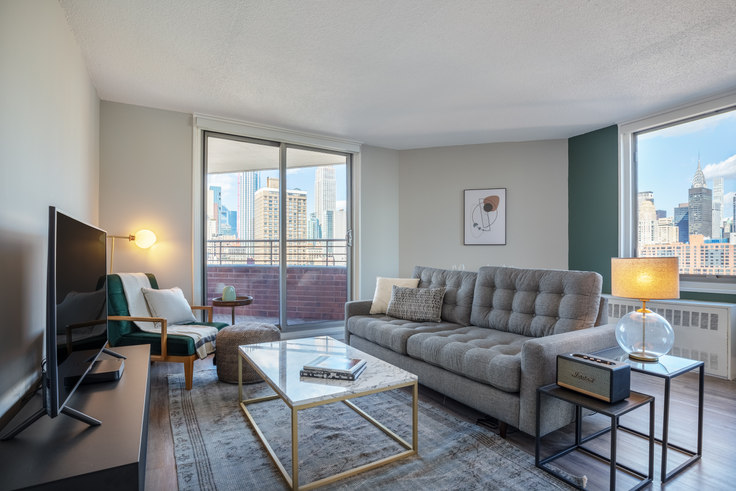 2 bedroom furnished apartment in 500 Kips Bay Court, 500 2nd Ave 370, Kips Bay, New York, photo 1