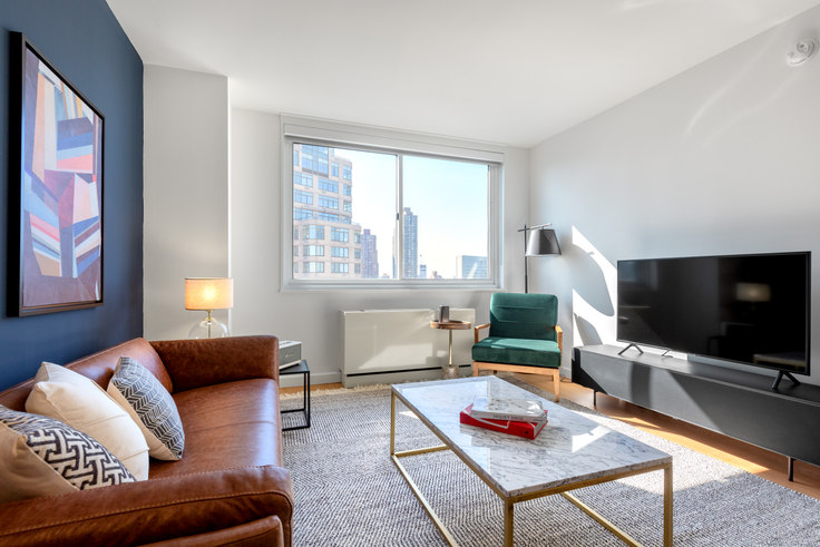 1 bedroom furnished apartment in 2 Lincoln, 60 W 66th St 372, Upper West Side, New York, photo 1