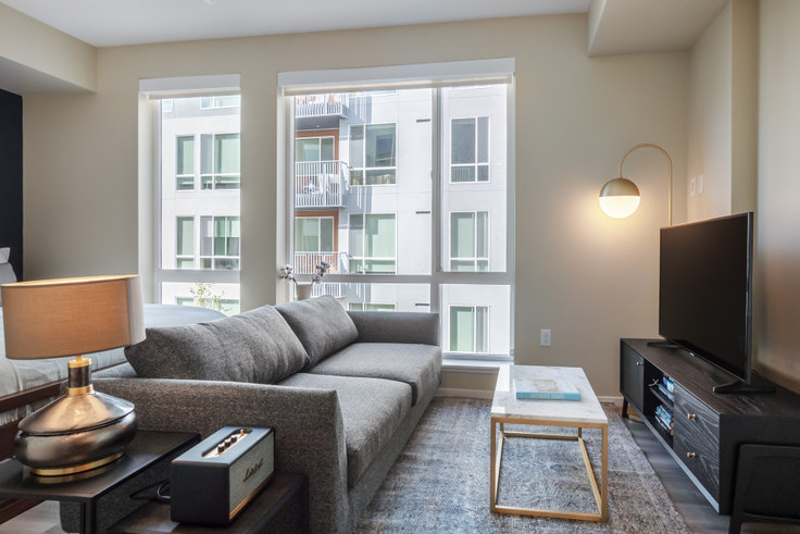 Studio furnished apartment in Avalon Dogpatch, 800 Indiana St 219, Dogpatch, San Francisco Bay Area, photo 1