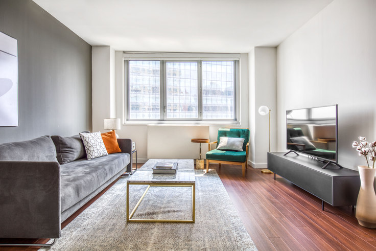 1 bedroom furnished apartment in View 34, 401 E 34th St 373, Murray Hill, New York, photo 1