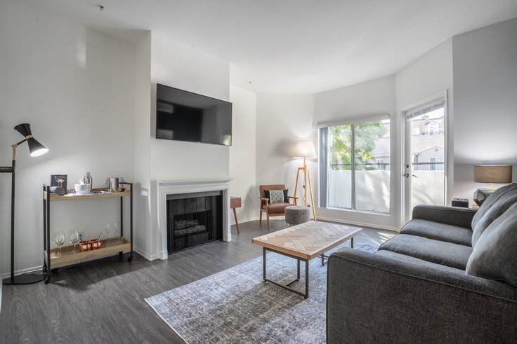 1 bedroom furnished apartment in 630 Hauser Blvd 194, Mid-Wilshire, Los Angeles, photo 1