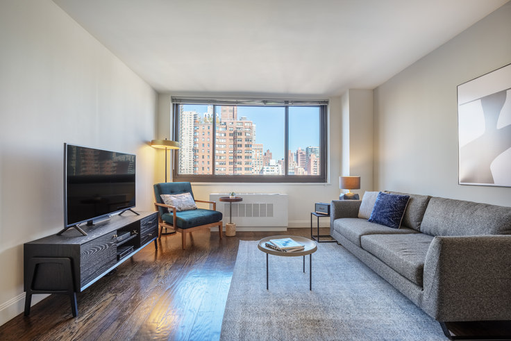 1 bedroom furnished apartment in Wimbledon, 200 E 82nd St 375, Upper East Side, New York, photo 1