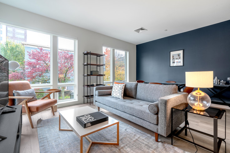 1 bedroom furnished apartment in Union House, 47 Bishop Allen Dr 177, Central Square, Boston, photo 1