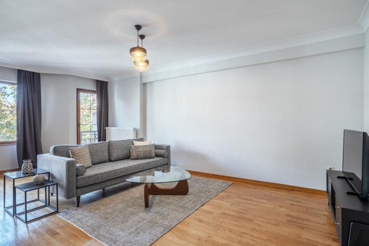 3 bedroom furnished apartment in Zeynep - 409 409, Nişantaşı, Istanbul, photo 1