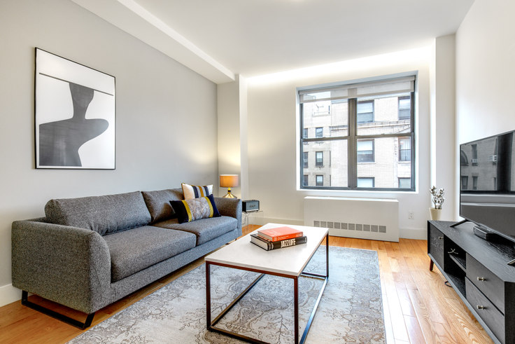 1 bedroom furnished apartment in The Greystone, 212 W 91st St 377, Upper West Side, New York, photo 1