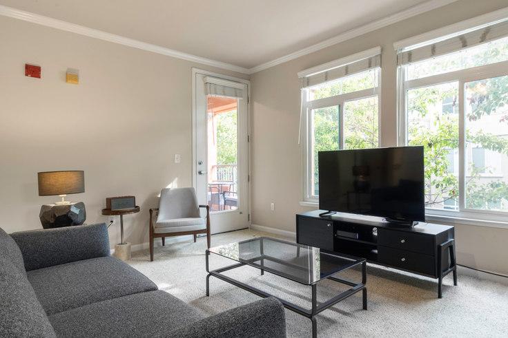 2 bedroom furnished apartment in Park Place at San Mateo, 1301 David St 229, San Mateo, San Francisco Bay Area, photo 1