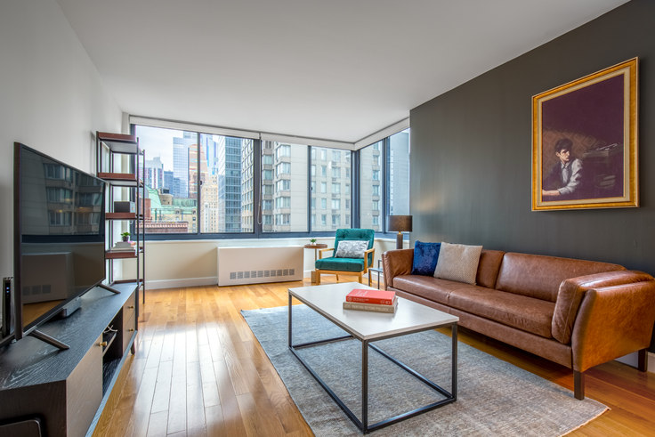 1 bedroom furnished apartment in The Ritz Plaza, 235 W 48th St 378, Midtown, New York, photo 1