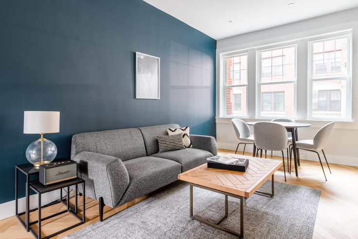 1 bedroom furnished apartment in 16A Forest St 184, Porter Square, Boston, photo 1