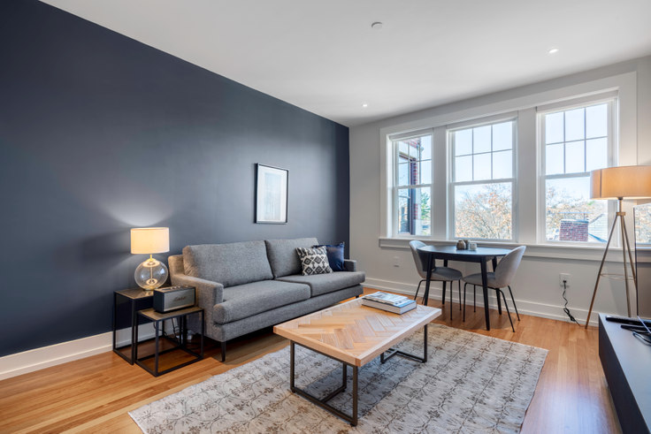 1 bedroom furnished apartment in 17-17A Forest Ct, 17 Forest St 186, Porter Square, Boston, photo 1