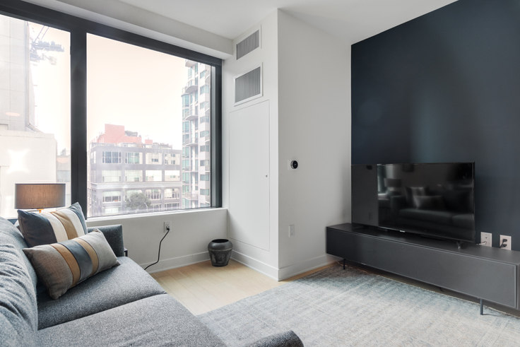 Studio furnished apartment in 340 Fremont St 239, Rincon Hill, San Francisco Bay Area, photo 1