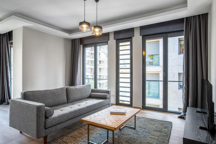 3 bedroom furnished apartment in Anılarım - 423 423, Erenköy, Istanbul, photo 1