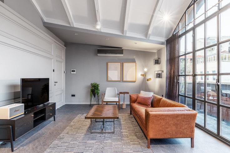 1 bedroom furnished apartment in Ra - 425 425, Cihangir, Istanbul, photo 1