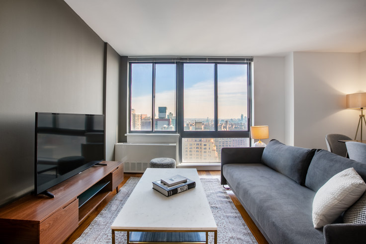 1 bedroom furnished apartment in Instrata Gramercy, 290 3rd Ave 401, Gramercy Park, New York, photo 1