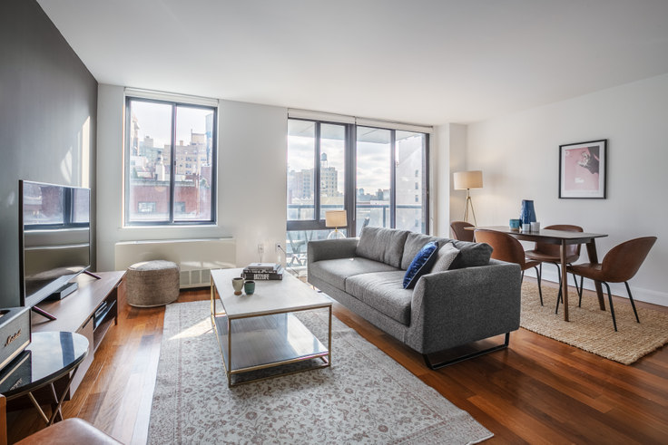 1 bedroom furnished apartment in Instrata Gramercy, 290 3rd Ave 402, Gramercy Park, New York, photo 1