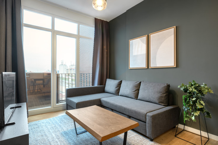 1 bedroom furnished apartment in Mint E5 - 432 432, Kagithane, Istanbul, photo 1