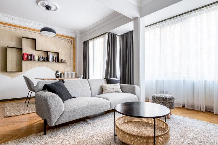 1 bedroom furnished apartment in Nişantaşı 135 - 434 434, Nişantaşı, Istanbul, photo 1