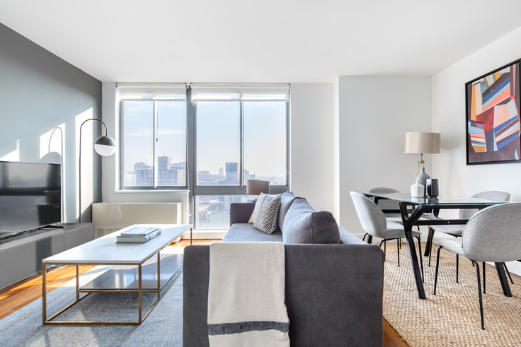 1 bedroom furnished apartment in Instrata Gramercy, 290 3rd Ave 406, Gramercy Park, New York, photo 1