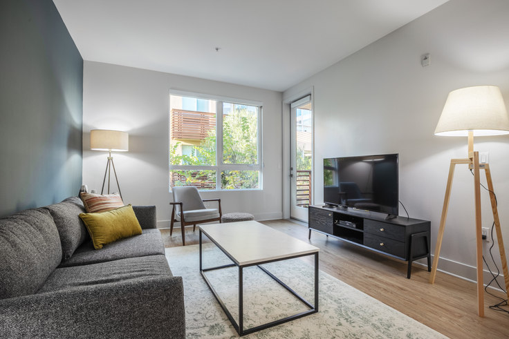 1 bedroom furnished apartment in Runway, 12760 Millennium Dr 212, Playa Vista, Los Angeles, photo 1