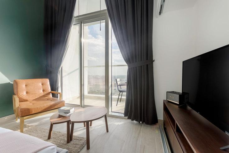 Studio furnished apartment in Studio One Studio 560, Studio One, Dubai, photo 1