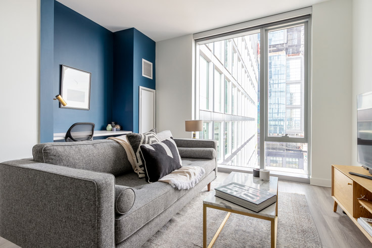 1 bedroom furnished apartment in Hub50House, 50 Causeway St 210, North Station, Boston, photo 1