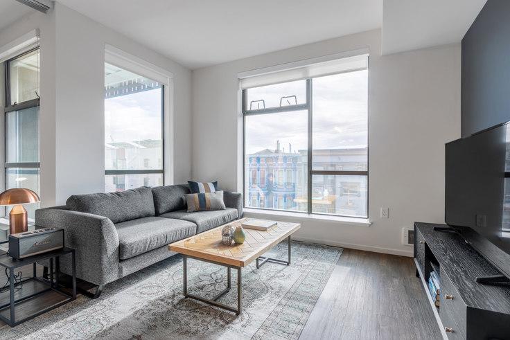 1 bedroom furnished apartment in Avalon 325 Octavia, 325 Octavia St 252, Hayes Valley, San Francisco Bay Area, photo 1