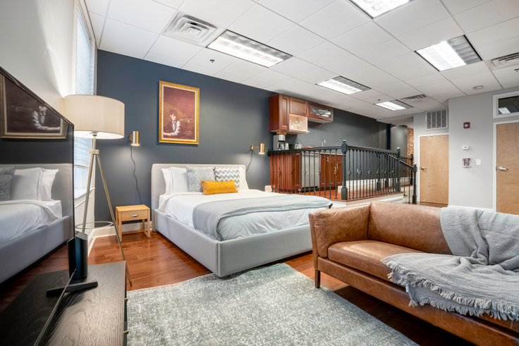 Studio furnished apartment in 15 Union Street 211, Downtown/Financial District, Boston, photo 1