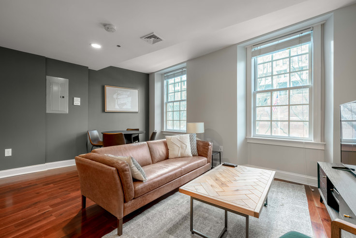 1 bedroom furnished apartment in 15 Union St 212, Downtown/Financial District, Boston, photo 1